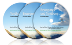 3er-Pack Übungs-CDs